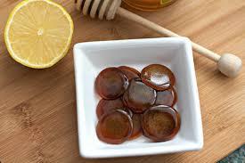 lemon-cough-drops